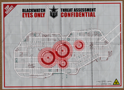 Pro1 Blackwatch Threat Assessment Map