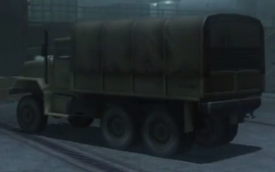 Marine Truck