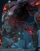 Tendril Power Used On Monster Hunter
