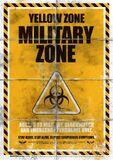 Yellow Zone Poster