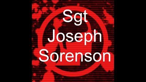 Web of Intrigue Sgt Joseph Sorenson Sequence 1