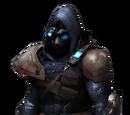 Blackwatch soldier