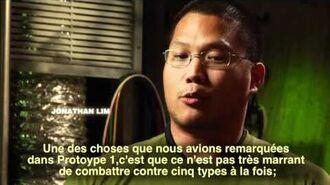 "Prototype 2 - Making-of ""L'art du combat"" FR"