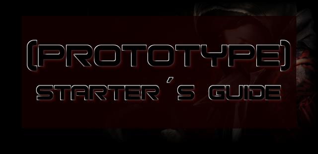 Prototype Starter Guide Header