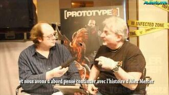 Prototype 2 Interview Dave Fracchia by PlayitLive - Console-toi.fr