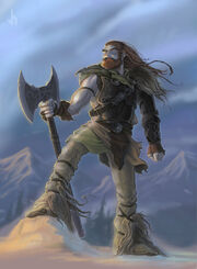 Eric the Red Viking by priapos78