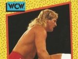1991 WCW (Impel) Terry Taylor (No.72)