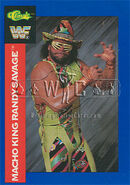 1991 WWF Classic Superstars Cards Randy Savage 51