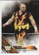 2016 WWE (Topps) Bam Bam Bigelow 53