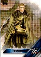 2016 WWE (Topps) Stardust 42