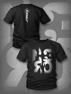 Jeff Hardy - Nero Shirt