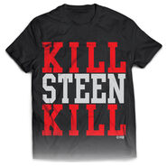 Kevin Steen Kill Steen Kill T-Shirt