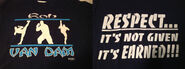 Rob Van Dam Respect T-Shirt