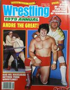 Sports Review Wrestling - Spring 1979