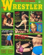 The Wrestler - October 1968