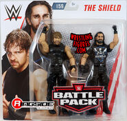 WWE Battle Packs 59 Dean Ambrose & Seth Rollins