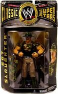 WWE Wrestling Classic Superstars 2 Sgt. Slaughter (Green Hat)