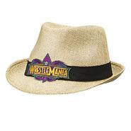 WrestleMania 34 Fedora