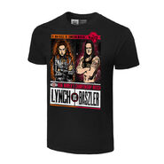 WrestleMania 36 Becky Lynch vs Shayna Baszler Match Up T-Shirt