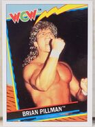 1992 WCW Trading Cards (Topps) Brian Pillman 60