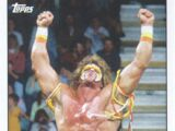 2015 WWE Heritage Wrestling Cards (Topps) Ultimate Warrior (No.47)