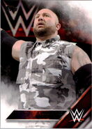 2016 WWE (Topps) Bubba Ray Dudley 10
