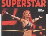 2016 WWE Heritage Wrestling Cards (Topps) Eva Marie (No.45)