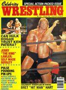 Celebrity Wrestling - January 1988