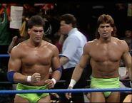 February 13, 1993 WCW Saturday Night 18