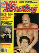 Inside Wrestling - March 1983