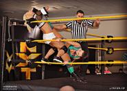 NXT House Show (Feb 6, 16' no.2) 6