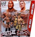 WWE Battle Packs 24 Rock & John Cena