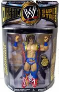 WWE Wrestling Classic Superstars 12 Ultimate Warrior (w Duster)
