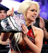 1st reign as divas champion matryse