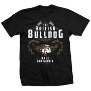 British Bulldog Rule Britannia T-Shirt