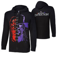 Brothers of Destruction Full-Zip Hoodie Sweatshirt