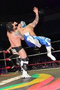 CMLL Super Viernes (January 25, 2019) 29