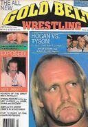 Gold Belt Wrestling - February 1990
