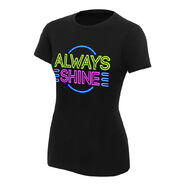 Naomi Always Shine Women's Authentic T-Shirt