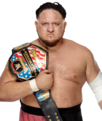 Samoa Joe US Champion