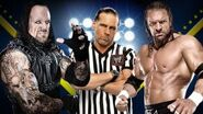 WM 28 Undertaker v Triple H