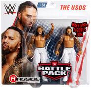 WWE Battle Packs 61 Jimmy Uso & Jey Uso