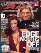 WWE Raw Magazine April 2006