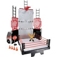 WWE Rumblers Tour Bus Playset