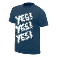 Daniel Bryan YES Smackdown GM Youth T-Shirt
