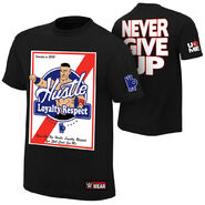 John Cena HLR Authentic T-Shirt
