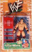Ken Shamrock (WWF Live Wire 1)