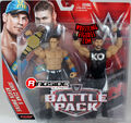 Kevin Owens & John Cena - WWE Battle Packs 39