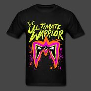 Ultimate Warrior Splash Shirt