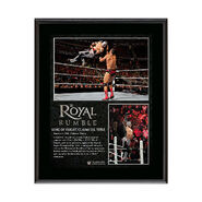 WWE Royal Rumble 2016 Kalisto 10.5 x 13 Photo Collage Plaque